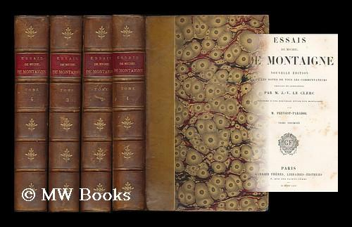 montaigne essays on idleness Project gutenberg's the essays of montaigne, complete, by michel de montaigne this ebook is for the use of anyone anywhere at no cost and with.