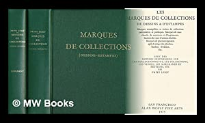 Les marques de collections de dessins &: Lugt, Frits (1884-1970)