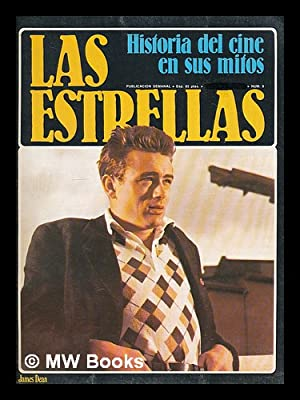 Las Estrellas : Historia del cine en sus mitos [1980, no. 9]: Ediciones Urbion (Spain)