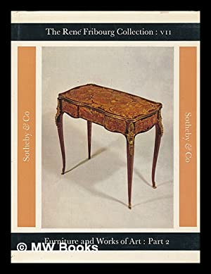 Catalogue of French 18th-Century and empire furniture, clocks and works of art Part 2 from the ...
