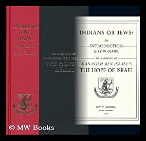 Indians or Jews? An Introduction to a: Glaser, Lynn -