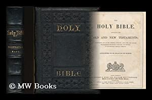 The Holy Bible, containing the Old and: Bible. English. Authorized