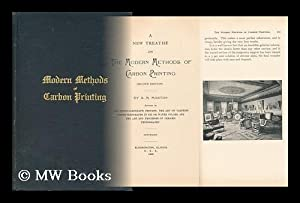 New Treatise on the Modern Methods of Carbon Printing: Marton, A. M.