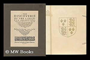 The Discoverie of the Large, Rich, and Bevvtifvl Empyre of Gviana, with a Relation of the Great and...