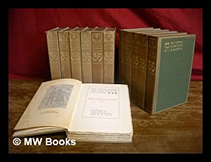 The novels, tales and sketches of J. M. Barrie. [complete in 12 volumes]: Barrie, J. M. (1860-1937)