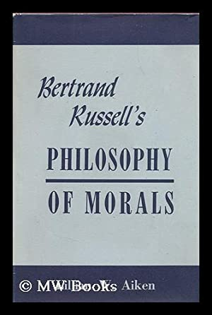 Bertrand Russell's Philosophy of Morals: Aiken, Lillian Woodworth