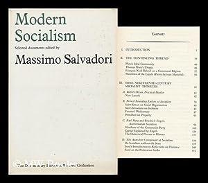 Modern Socialism: Salvadori, Massimo (Comp. )