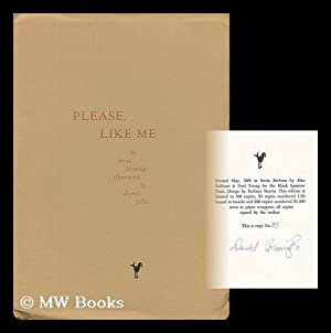 Please, like Me; [Poem] Illustrated by Sherril Jaffe: Bromige, David