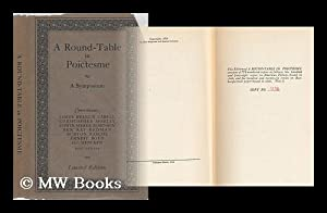 A Round-Table in Poictesme : a Symposium: Cabell, James Branch