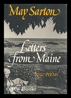 Letters from Maine : New Poems / by May Sarton: Sarton, May