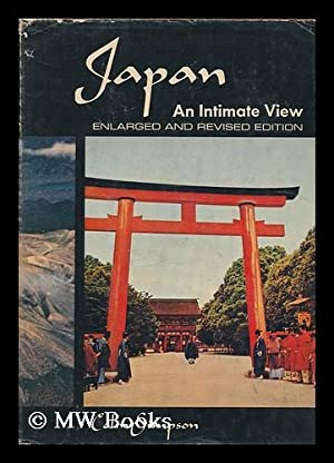 Japan; an Intimate View. with Decorations by Claire Simpson: Simpson, Colin (1908-)
