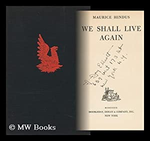 We Shall Live Again: Hindus, Maurice