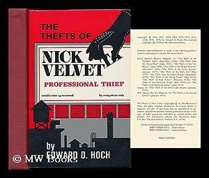 The Thefts of Nick Velvet: Hoch, Edward D.