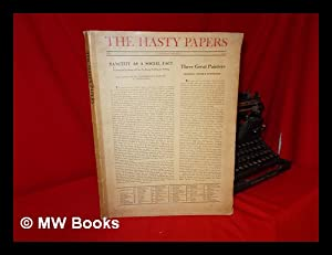 The Hasty Papers, a One-Shot Review, 1960: Sartre, Jean-Paul (Et
