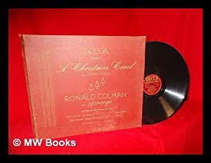 Decca Presents a Christmas Carol by Charles Dickens [Audio]. in Cloth Cover Case: Decca. Charles ...