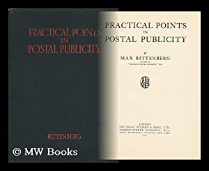 Practical Points in Postal Publicity: Rittenberg, Max