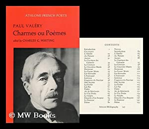 Charmes ou Poemes / Paul Valery; Edited by Charles G. Whiting: Valery, Paul