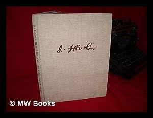 Johannes Hevelius and His Catalog of Stars;: Volkoff, Ivan