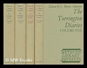 The Torrington Diaries, Containing the Tours through: Torrington, John Byng,