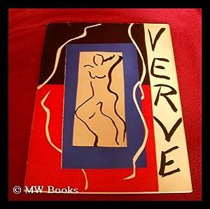 Verve : an Artistic and Literary Quarterly: Verve (Paris, France