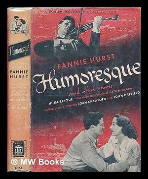 Humoresque : and other stories / Fannie: Hurst, Fannie
