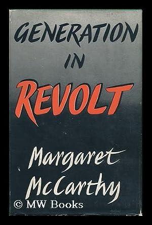 Generation in Revolt / by Margaret McCarthy: McCarthy, Margaret (1907-)