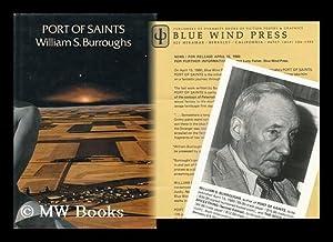 Port of Saints / William S. Burroughs: Burroughs, William S. (1914-1997)