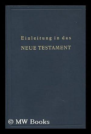 Einleitung in Das Neue Testament / Von Max Meinertz ; Mit Vier Handschriftentafeln: Meinertz, ...