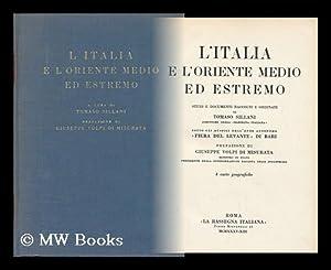 L'Italia E L'Oriente Medio Ed Estremo; Studi: Sillani, Tomaso (1888-)