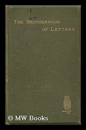 The Brotherhood of Letters: Rees, John Rogers