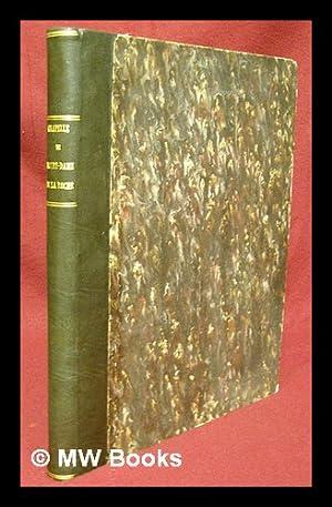 Monographie De La Chapelle De Notre-Dame De La Roche. / Texte, Dessins Et Gravure, Par Cl. Et ...