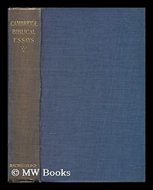 Essays on Some Biblical Questions of the Day: Swete, Henry Barclay (1835-1917)