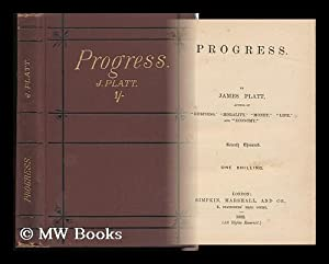 Progress / by James Platt: Platt, James