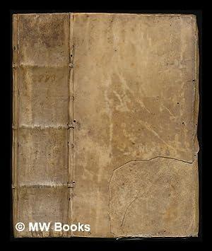 Historia animalium sacra : in qua plerorumque: Frantze, Wolfgang (1564-1628)