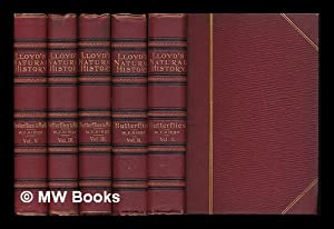 A hand-book to the order Lepidoptera - Complete in 5 Volumes. Series; Lloyd's natural history:...