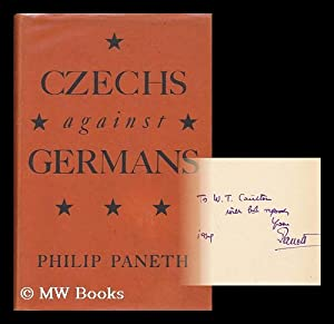 Czechs Against Germans [By] Philip Paneth: Paneth, Philip