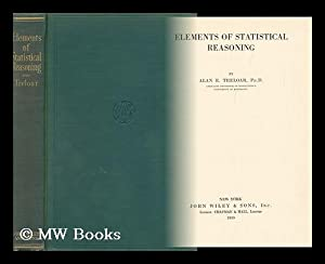Elements of Statistical Reasoning / by Alan E. Treloar: Treloar, Alan Edward (1902-)