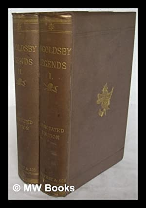 The Ingoldsby legends ; or, Mirth and marvels / by John Ingoldsby [pseud.] ; ed. with notes ...