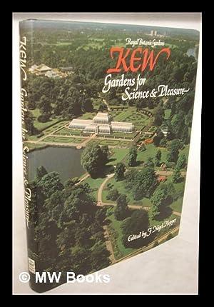 Royal Botanic Gardens Kew : gardens for: Hepper, F Nigel