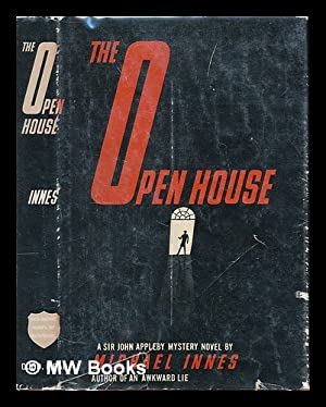 The open house / by Michael Innes: Innes, Michael
