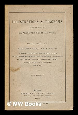Illustrations & diagrams from the works of Sir Archibald Geikie and others; to aid in ...