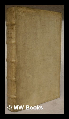 Bap. Platinae Cremonensis, Opvs de vitis ac: Platina (1421-1481)