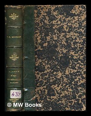 De la rarete et du prix des medailles romaines, ou, Recueil contenant les types rares et inedits ...