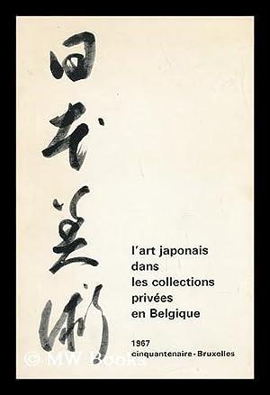 """Catalogue De L'Exposition """"L'art Japonais Dans Les: Musees Royaux D'Art"""