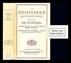 La cuisiniere bourgeoise: Menon (active 18th