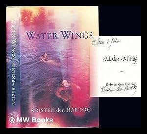 Water wings: Den Hartog, Kristen
