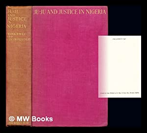 Ju-Ju and justice in Nigeria / told: Hives, Frank. Lumley,