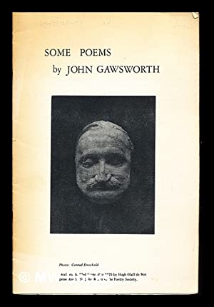 Some Poems.: Gawsworth, John (1912-1970)