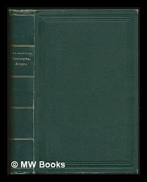 Die Lehre von den Tonempfindungen als physiologische Grundlage fur die Theorie der Musik: Helmholtz...