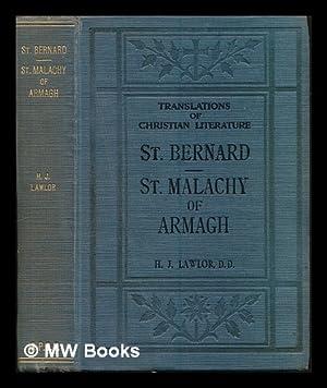 St. Bernard of Clairvaux's life of St.: Bernard of Clairvaux,